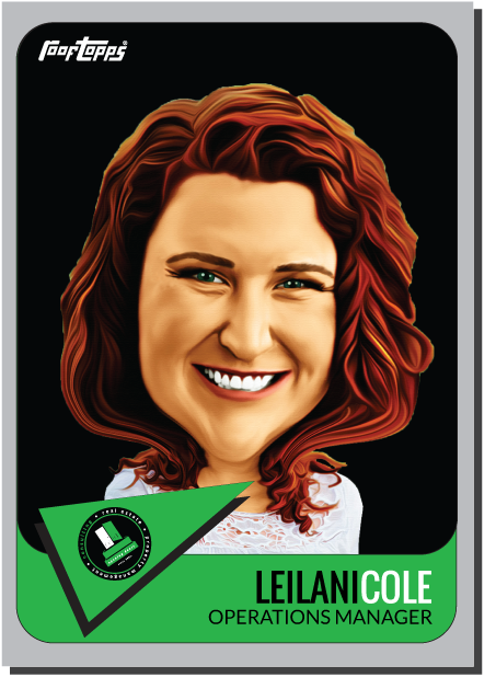 Leilani Cole, Operations Manager