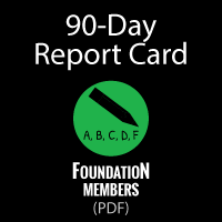 90-Day Report Card MJA Real Consulting